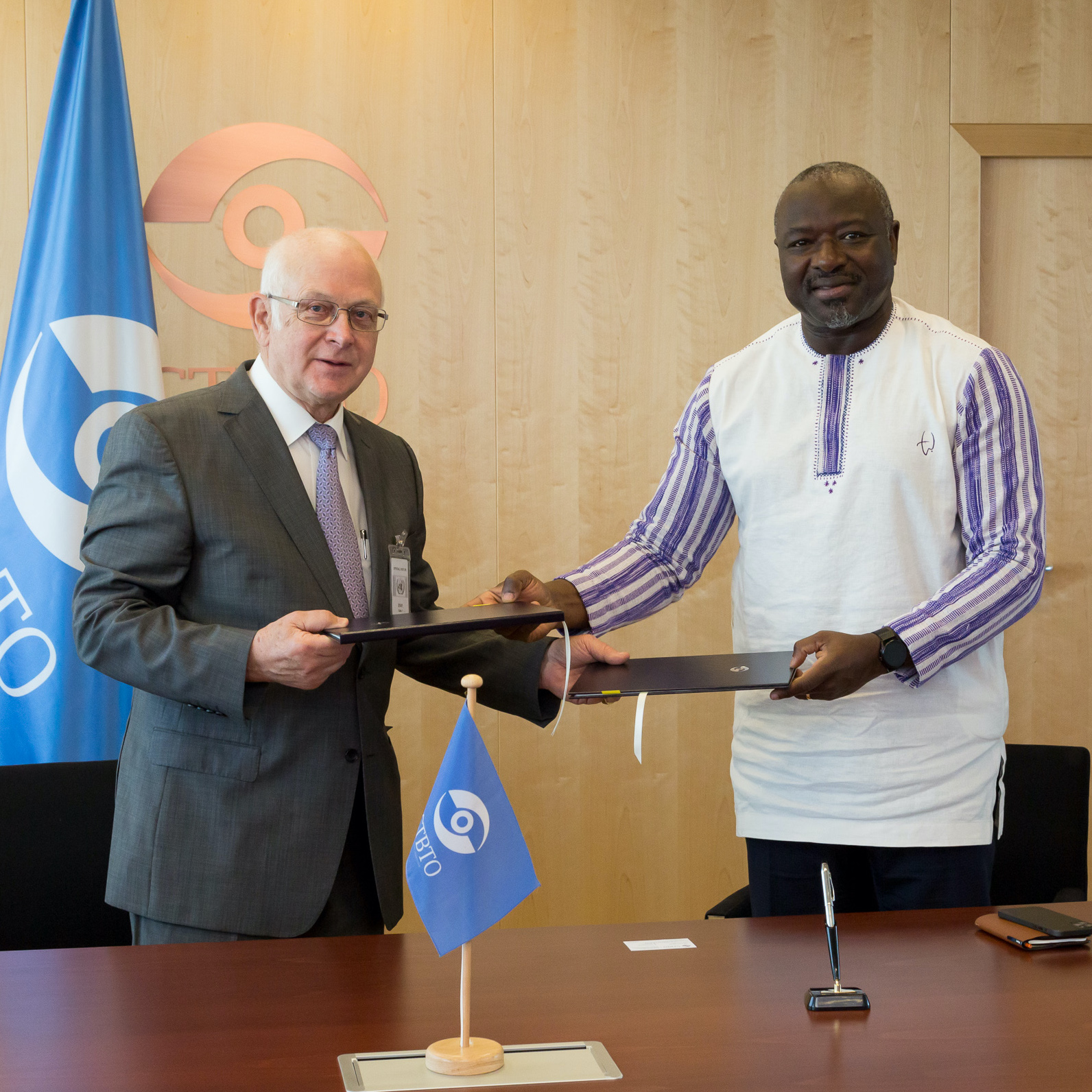 CTBTO and STAR-NET signed partnership agreement