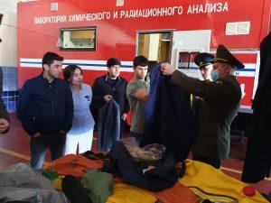 Подготовка специалистов по радиационной безопасности в БГУ